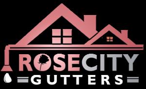 rose city gutters logo
